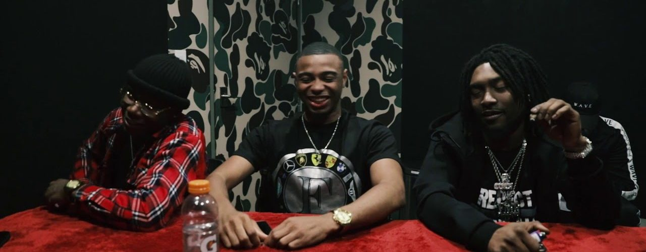 FMB DZ Sits Down With #IgnoranceIsBliss – Speaks On Eminem's